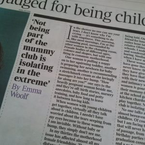 THE TIMES Childless July 2016